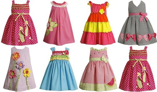 Повседневные платье для девочки